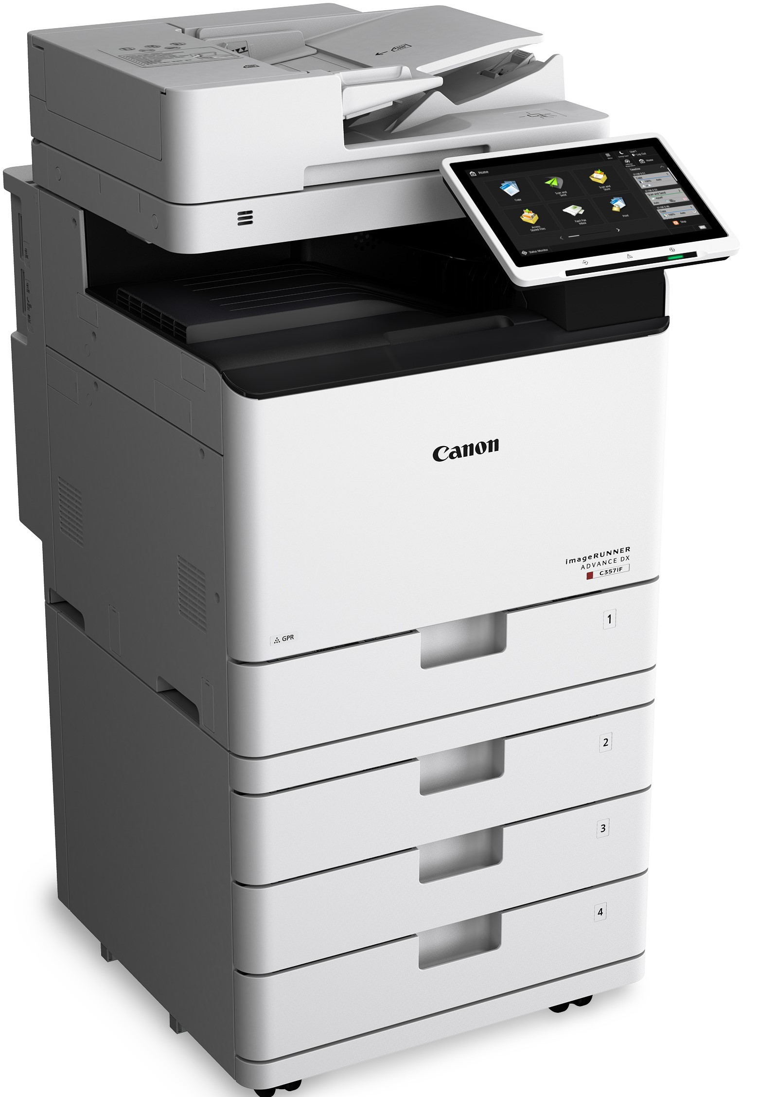 Canon imageRUNNER Advance DX C357 Series